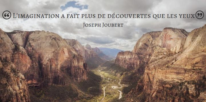 Citation Joseph Joubert