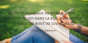 Citation George Simenon