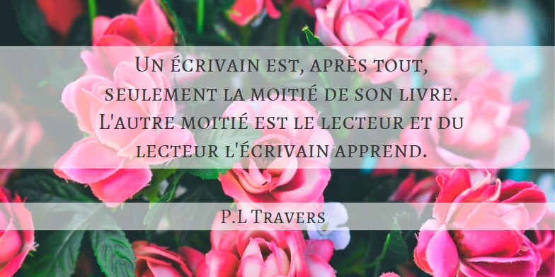 Citation P L Travers