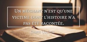 Citation Chris Colfer