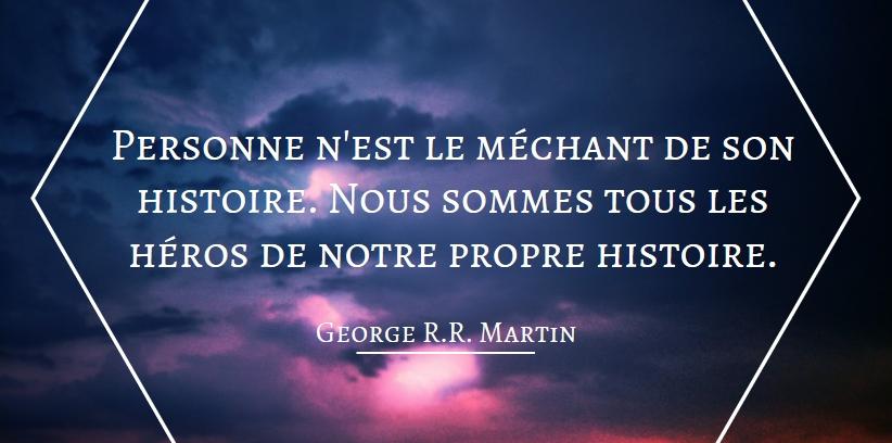 Citation George R.R. Martin