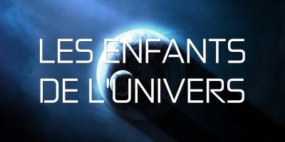 Bannière Les Enfants de l'univers